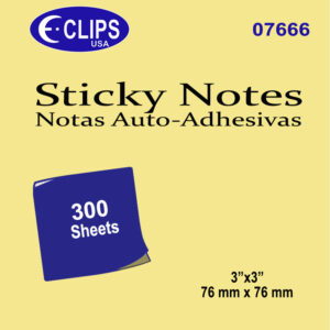 Stick-On Notes